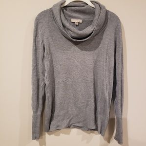 Super soft cowlneck sweater